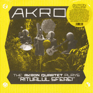 Akron - The Akron Quartet Plays