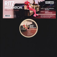Ritz - Meditation - Album Sampler Marbled Pink Vinyl Edition