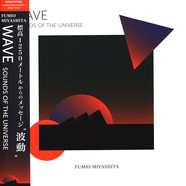 Fumio Miyashita - Wave Sounds Of The Universe Orange Vinyl Edition