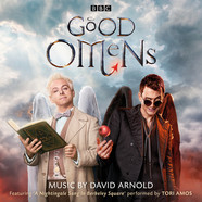 David Arnold - OST Good Omens Blue & Red Colored Vinyl Edition