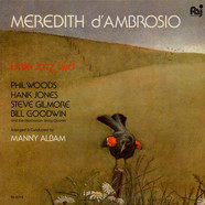 Meredith D'Ambrosio - Little Jazz Bird