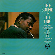 Oscar PetersonRay BrownEd Thigpen - The Sound Of The Trio