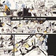 Jaya The Cat - Here Come The Drums Clear Vinyl Edition