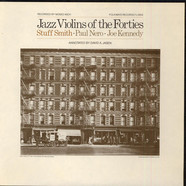 V.A. - Jazz Violins Of The Forties