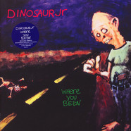 Dinosaur Jr. - Where You Been Deluxe Expanded Gatefold Blue Vinyl Edition