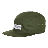 The Quiet Life - Foundation 5 Panel Camper Hat