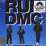 Run-DMC - Tougher Than Leather Translucent Blue Vinyl Edition