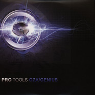 GZA / Genius - Pro Tools Blue Vinyl Edition