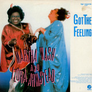 Martha Wash & Izora Armstead - Got The Feeling
