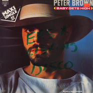 Peter Brown - Baby Gets High