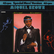 Miquel Brown - He's A Saint, He's A Sinner