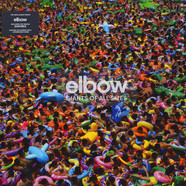 Elbow - Giants Of All Sizes Indie Exclusive Colored Vinyl Edition