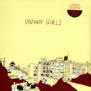 Vivian Girls - Vivian Girls Cream/Maroon Colored Vinyl