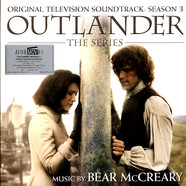 Bear McCreary - OST Outlander 3 Coloured Vinyl Edition