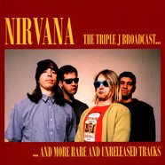 Nirvana - Triple J Broadcasts Coloured Vinyl Edition