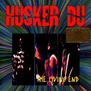 Hüsker Dü - The Living End Red Vinyl Ediiton