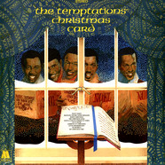 Temptations, The - Christmas Card