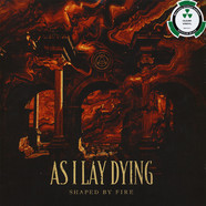 As I Lay Dying - Shaped By Fire Clear Vinyl Edition