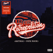 Skyzoo & Pete Rock - Retropolitan Blue Vinyl Edition
