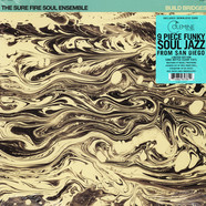 Sure Fire Soul Ensemble, The - Build Bridges Coke Bottle Clear Vinyl Edition