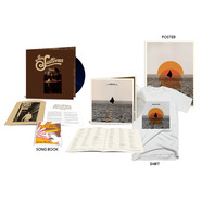 Jim Sullivan - Jim Sullivan Deluxe Bundle Clear Gold & Dark Blue Vinyl Edition & Song & Shirt