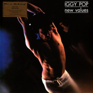 Iggy Pop - New Values Coloured Vinyl Edition