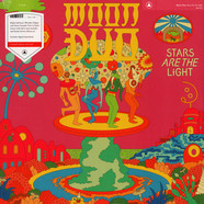 Moon Duo - Stars Are The Light Red Vinyl Edition