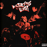 Litter, The - Distortions Red Vinyl Edition