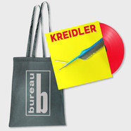 Kreidler - Flood HHV X Bureau B Exclusive Red Vinyl Edition