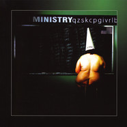 Ministry - Dark Side Of The Spoon Coloured Vinyl Edition
