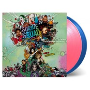 V.A. - OST Suicide Squad Coloured Vinyl Edition