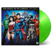 V.A. - Music Of DC Comics Volume 2 Coloured Vinyl Edition