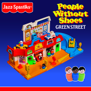 Jazz Spastiks & People Without Shoes - Green Street Deluxe Edition