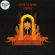 Jungle - Back To Mine Clear Vinyl Edition