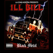 Ill Bill - Black Metal Black Vinyl Edition