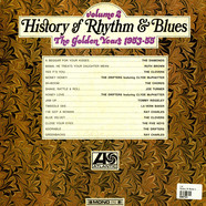 V.A. - History Of Rhythm & Blues - Volume 2: The Golden Years 1953-55