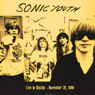 Sonic Youth - Live In Austin 1988