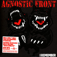 Agnostic Front - I Remember EP Grey Vinyl Edition