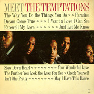 Temptations, The - Meet The Temptations
