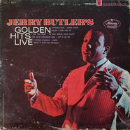 Jerry Butler - Jerry Butler's Golden Hits Live