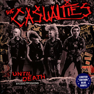 Casualties, The - Until Death - Studio Sessions