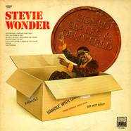Stevie Wonder - Signed Sealed & Delivered