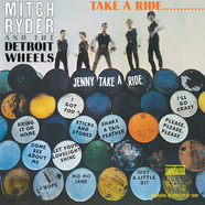 Mitch Ryder & The Detroit Wheels - Take A Ride... Gold Vinyl Edition