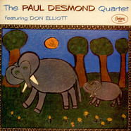 Paul Desmond Quartet, The, Featuring Don Elliott - The Paul Desmond Quartet Featuring Don Elliott