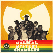 Wu-Tang Vs. The Beatles - Enter The Magical Mystery Chambers Black Vinyl Edition