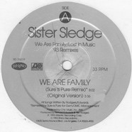 Sister Sledge - We Are Family / Lost In Music ('93 Remixes)