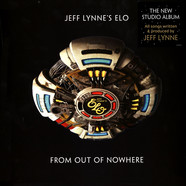 Jeff Lynne's Elo - From Out Of Nowhere Black Vinyl Edition