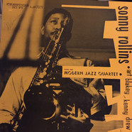 Sonny Rollins With The Modern Jazz Quartet Featuring Art Blakey And Kenny Drew - Sonny Rollins With The Modern Jazz Quartet