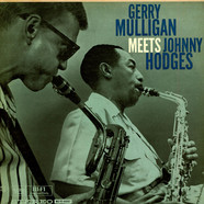 Gerry Mulligan & Johnny Hodges - Gerry Mulligan Meets Johnny Hodges