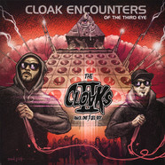 Cloaks, The (Awol One & Gel Roc) - Cloak Encounters Of The Third Eye Colored Vinyl Edition